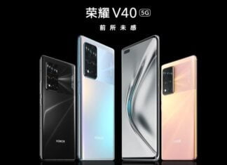 honor v40 5g launched, honor v40 5g price