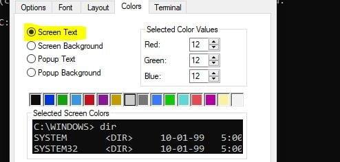 cmd, command prompt, windows cmd,change color on command prompt, change color on cmd, text color on cmd, change text color in command prompt