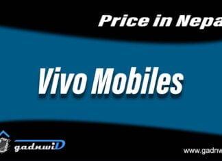 Vivo Mobiles Price in Nepal