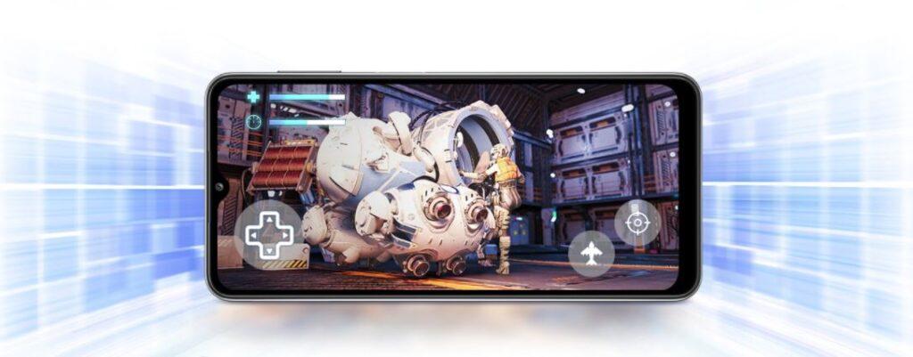Samsung Galaxy a32 5g gaming performance, Samsung Galaxy a32 5g display