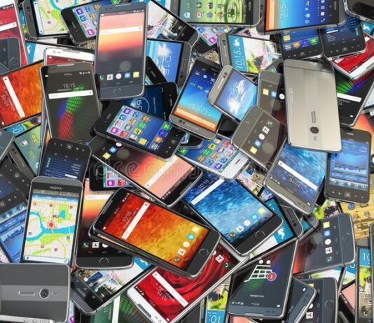 refurbished mobiles in Nepal, mobile manufacturing in NEpal