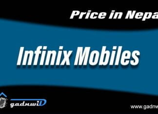 Infinix mobiles price in Nepal, smartphone price in nepal, infinix nepal, price of infinix mobiles in Nepal