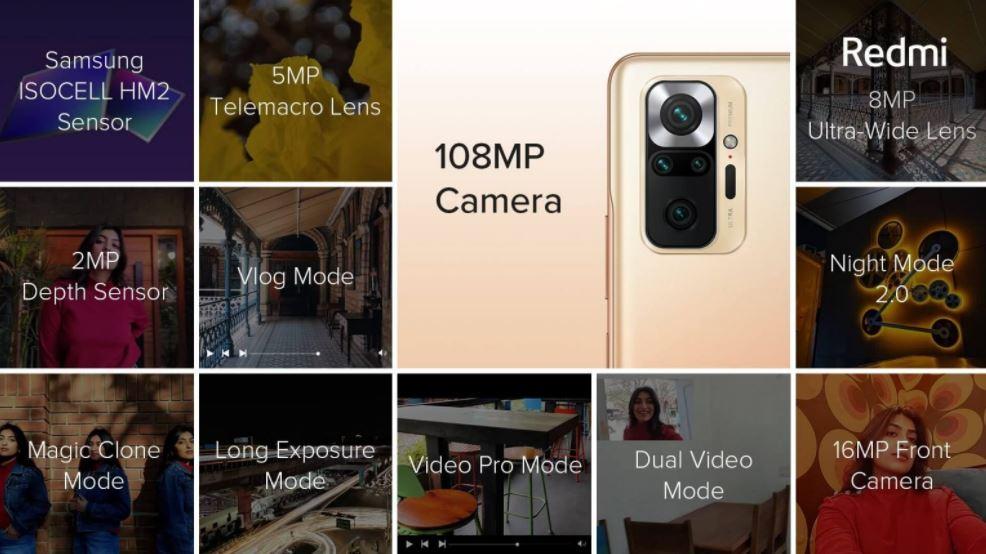 camera mode 10 pro max