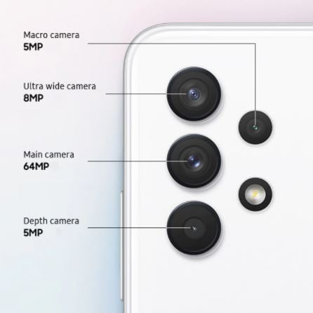 smasung galaxy a32 camera specs, Samsung Galaxy a32 specifications and price