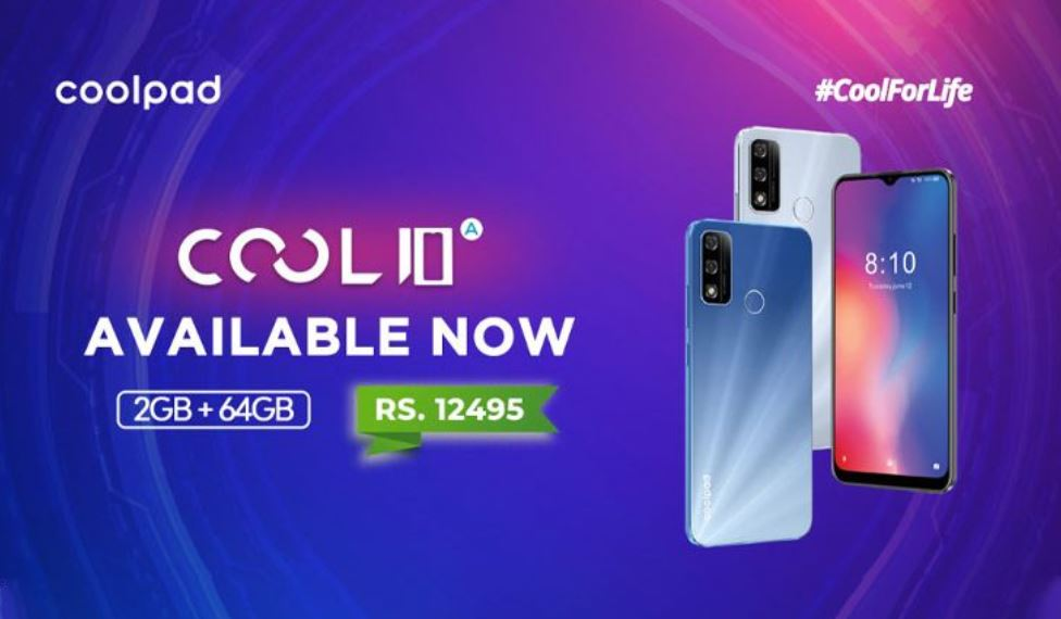 Coolpad cool 10a price in Nepal, Coolpad Cool 10A price