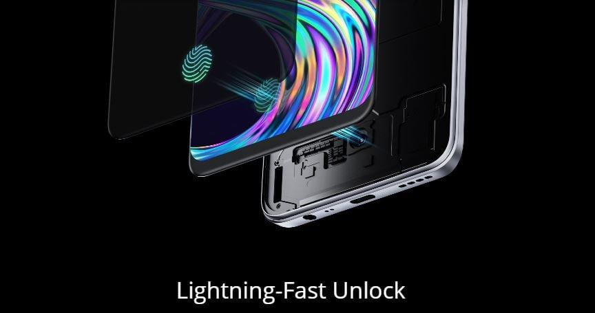 fingerprint scanner, in-display fingerprintscanner, under display finger print scanner, scanner, biometric  on smartphone