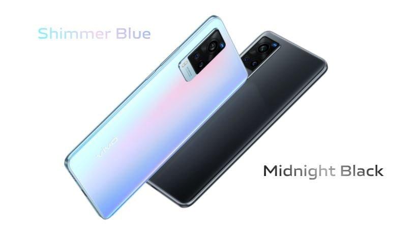 vivo x60 colors, vivo x60 design, vivo x60 screen, vivo x60 display, vivo x60 rear panel