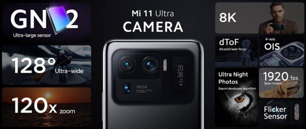 Xiaomi mi 11 Ultra camera vs Sony Black Card compact camera, Xiaomi mi 11 Ultra camera vs Sony RX100 M7, best camera phone, Samsung Gn2 sensor