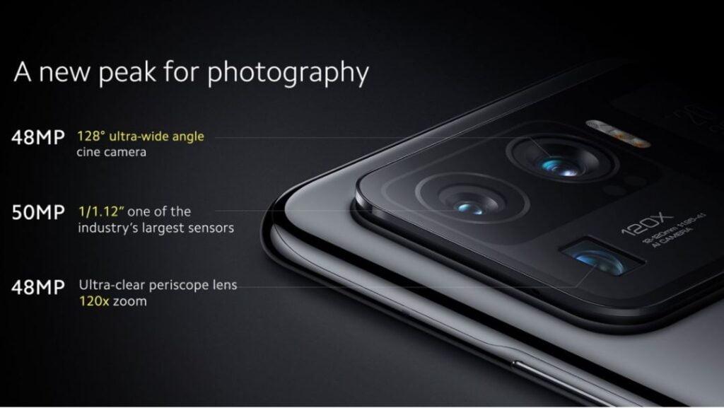 Xiaomi mi 11 Ultra camera, Mi 11 Ultra price in Nepal, price of Mi 11 Ultra in Nepal
