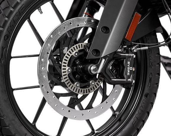 disc brake, abs, anti lock braking system, ktm 250 adventure with abs