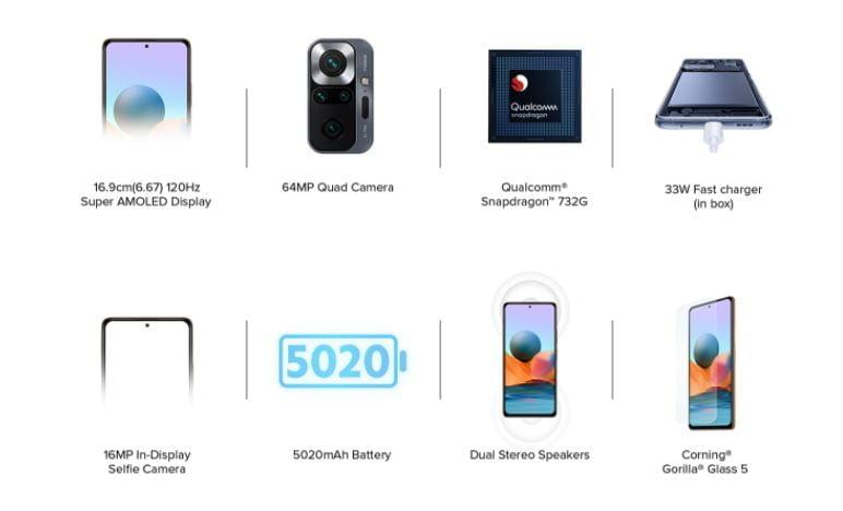 xiaomi redmi note 10 pro features, redmi note 10 pro features, xiaomi redmi note 10 pro key specs, xiaomi redmi note 10 pro full specs, xiaomi redmi note 10 pro specifications, xiaomi redmi note 10 pro screen