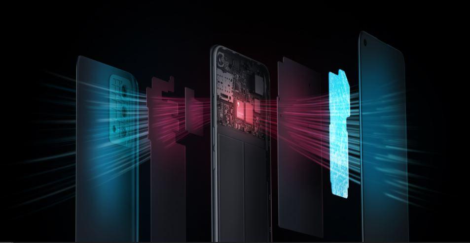liquid cooling, 3d liquid cooling, mid range smartphone with liquid cooling, midrange gaming smartphone
