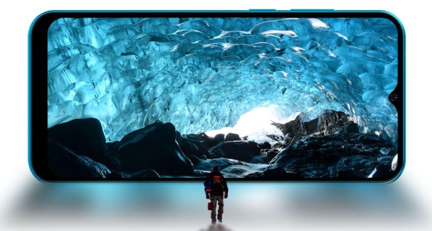 Benco V80 display, display of Benco V80, screen size of Benco V80, screen of Benco V80, Benco V80 screen