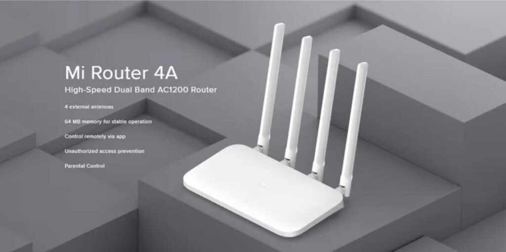 Mi Router 4A price in NEpal, MI routers in Nepal