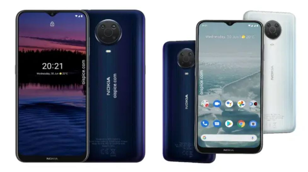 Nokia G20 Specifications and features, Nokia G20 colors, Nokia G20 features and price, Nokia G20 display and Design