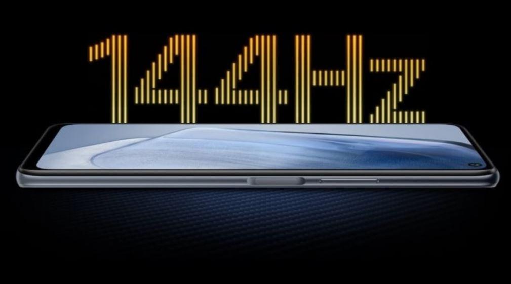 iQOO Neo 5 Lite Display
