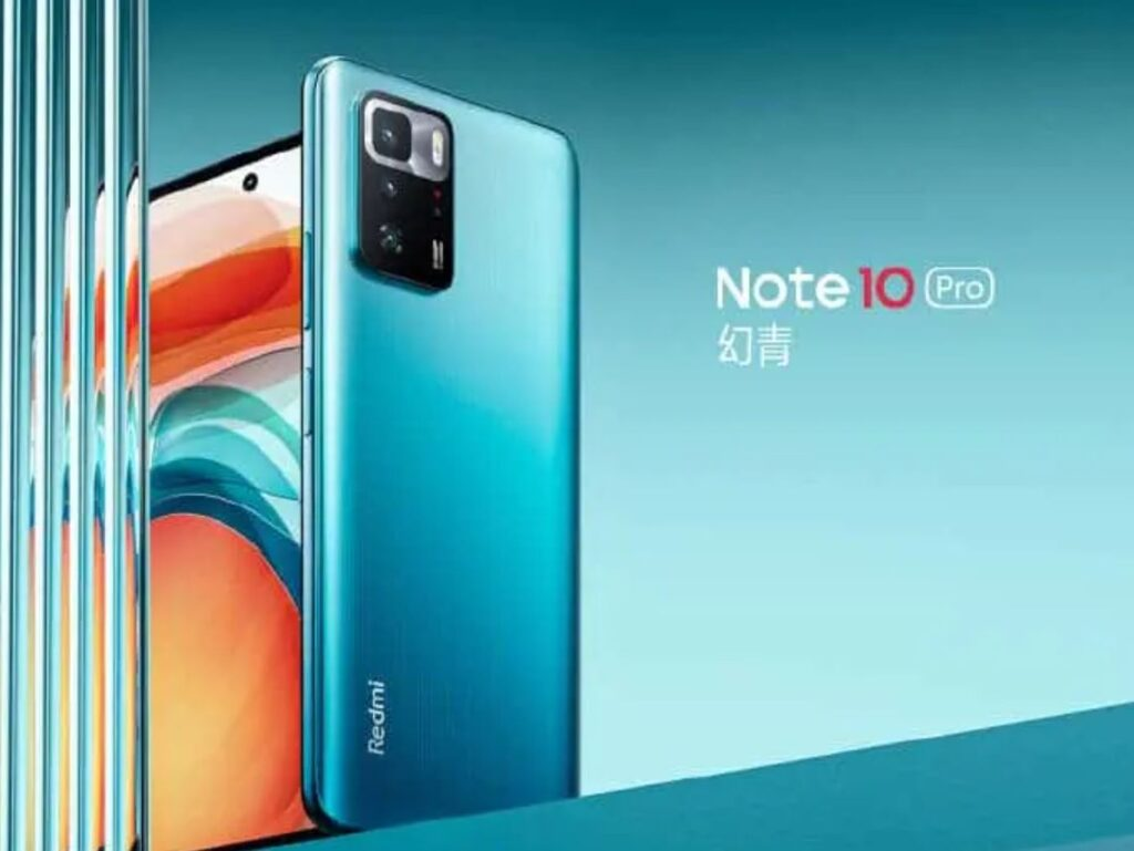 Redmi_Note 10 Pro 5G Price Nepal