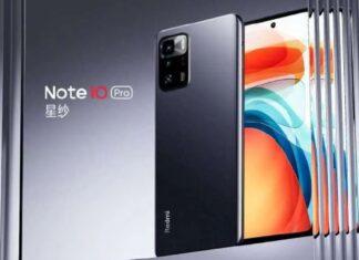 Redmi Note 10 Pro 5G Nepal Price