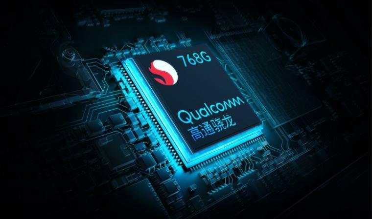 snapdragon 768g, qualcomm snapdragon 768G, midrange gaming chipset, gaming snapdragon,