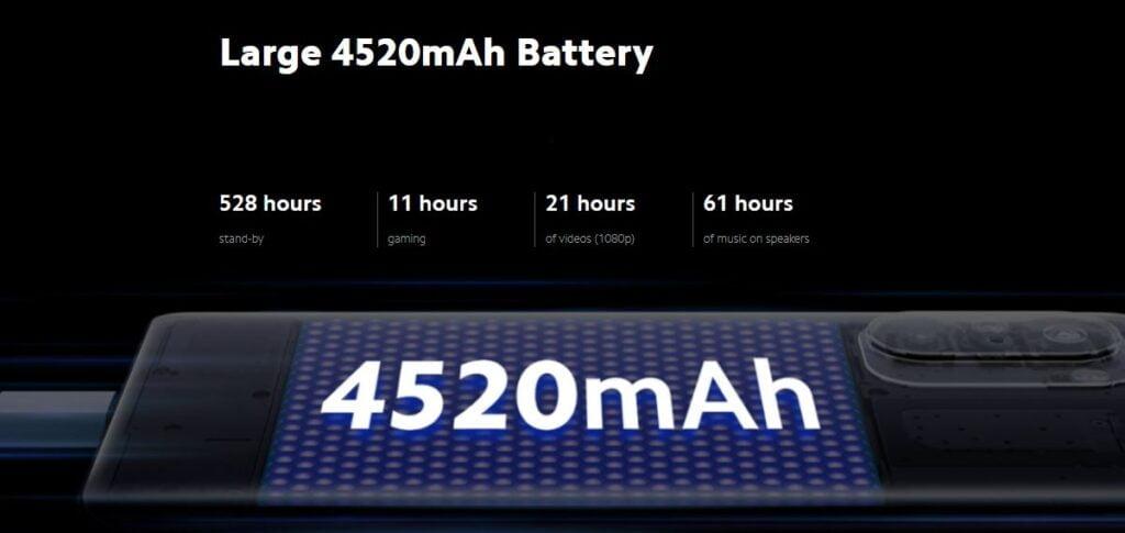 xiaomi mi 11x battery, xiaomi mi 11x battery capacity, battery capacity of xiaomi mi 11x, charging speed of xiaomi mi 11x