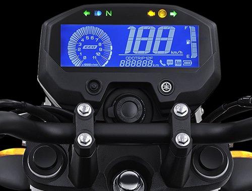 Yamaha FZ-X 150cc features