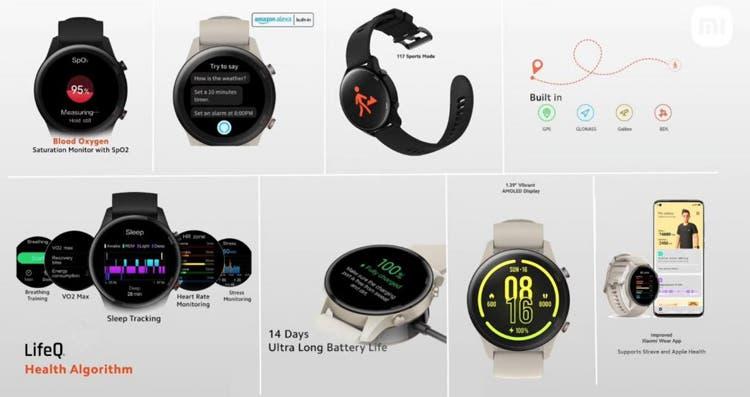 Xiaomi Mi watch revolve Nepal launch date
