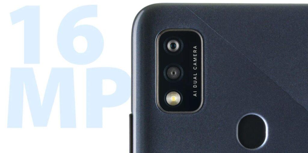ZTE blade A51 camera