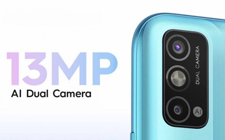 Tecno spark 2021 Camera