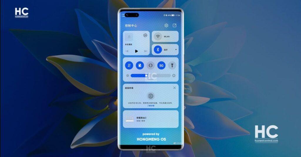 harmonyOS 2 features