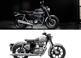 Honda CB350 DLX Vs Royal Enfield Classic 350