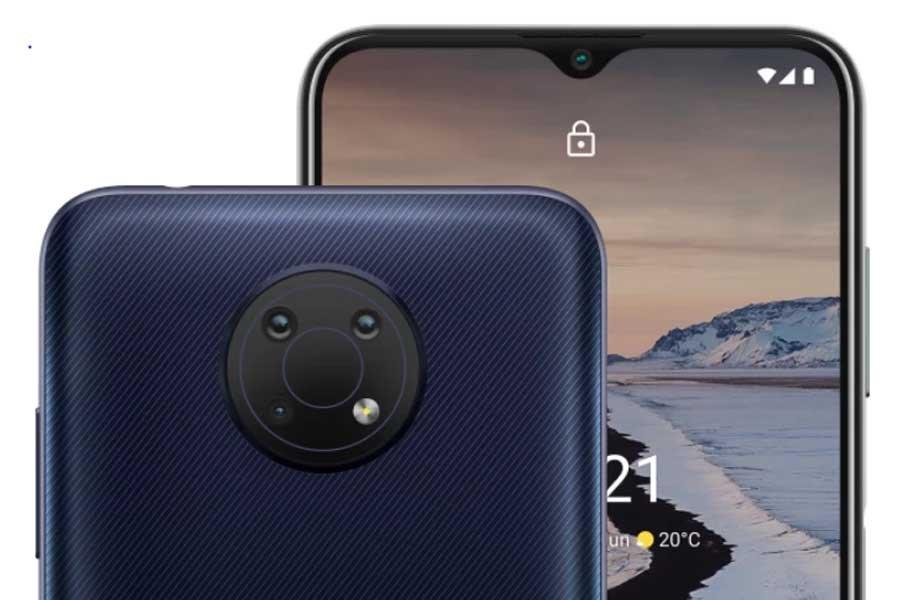 Nokia G10 camera