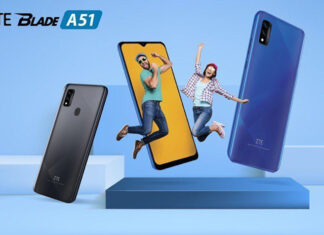 ZTE blade A51 price in Nepal