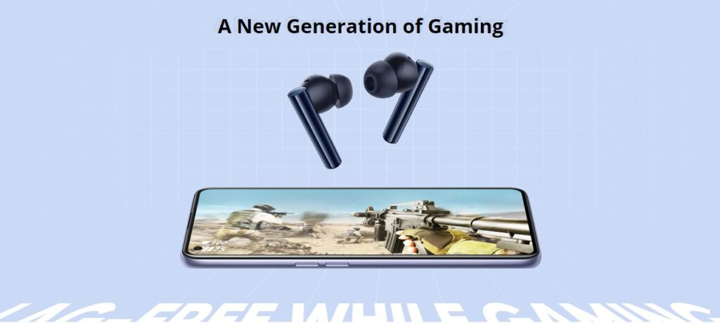 low latency gaming earbuds