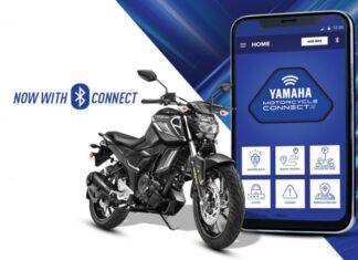 yamaha motorcycle connect x