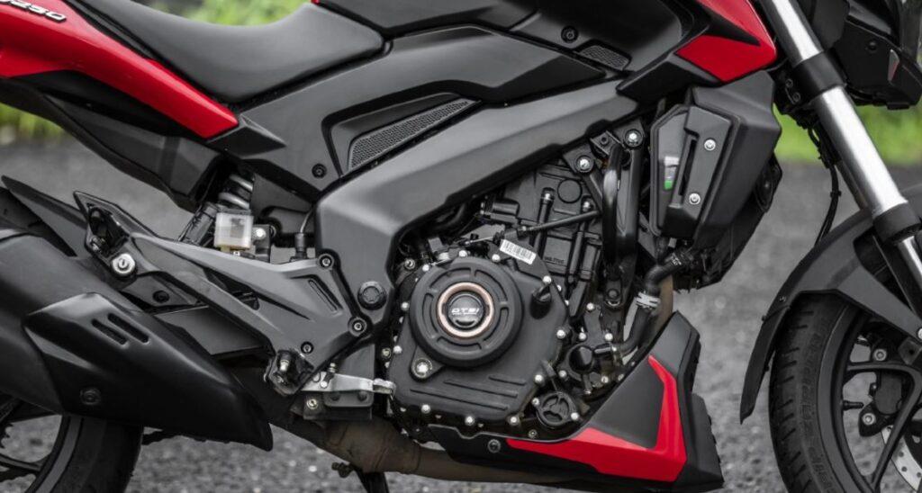 bajaj 250cc engine of dominar