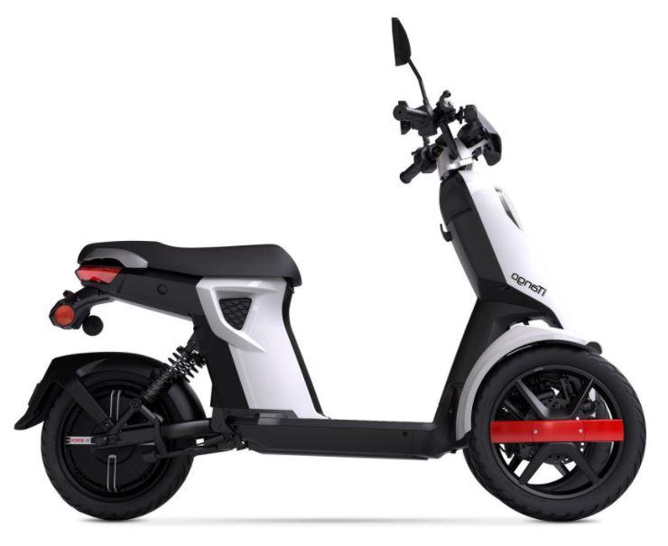 doohan itango tri-wheel scooter
