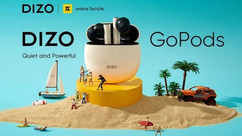 Dizo GoPods D Price in Nepal