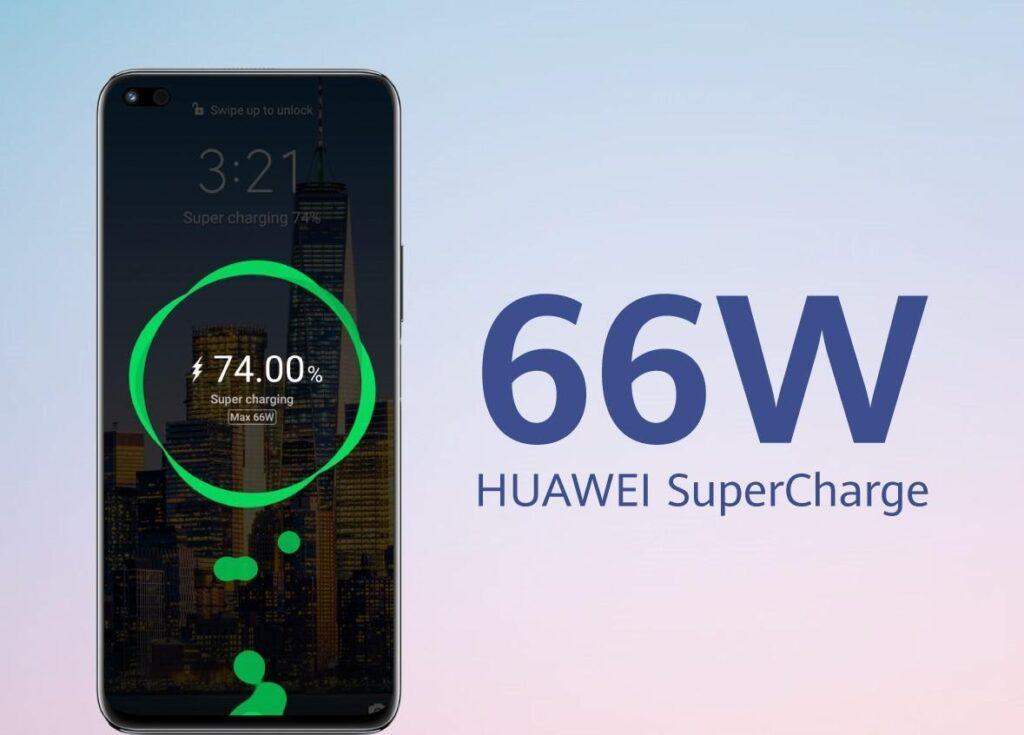 Huawei nova 8i charging