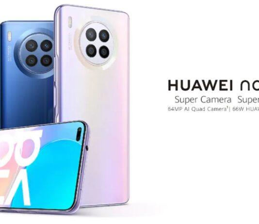 Huawei nova 8i price in Nepal