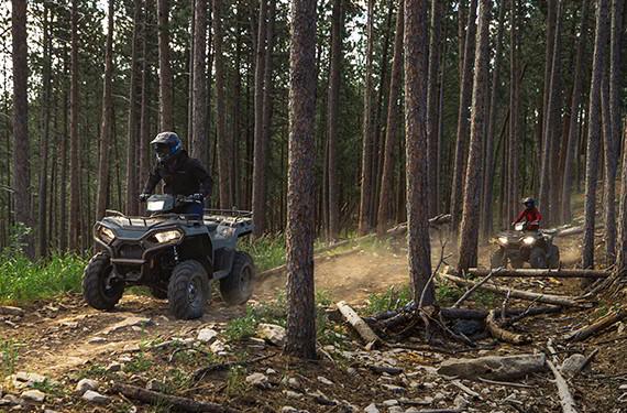 polaris sportsman 570 ATV bike