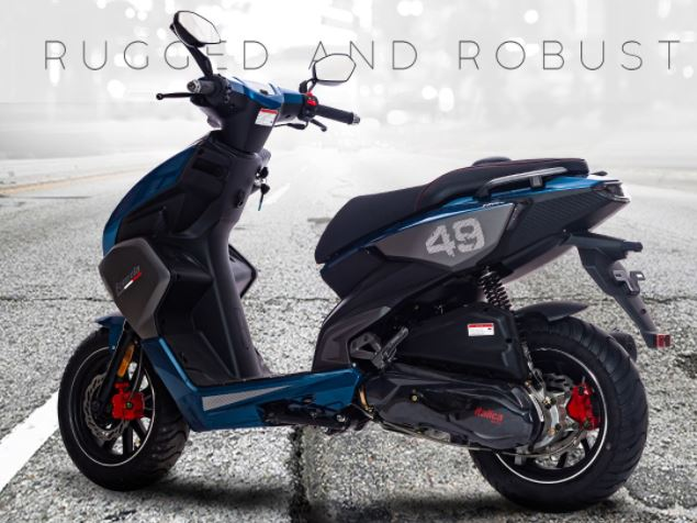 150cc powerful scooter price in nepal
