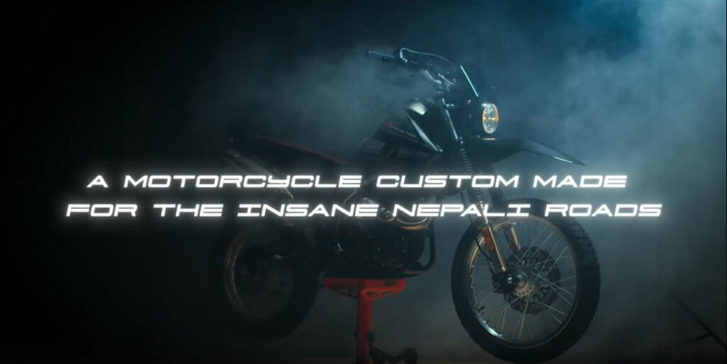 crossfire tracker250 price nepal