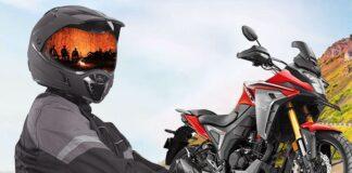 honda cb200x adv bike nepal