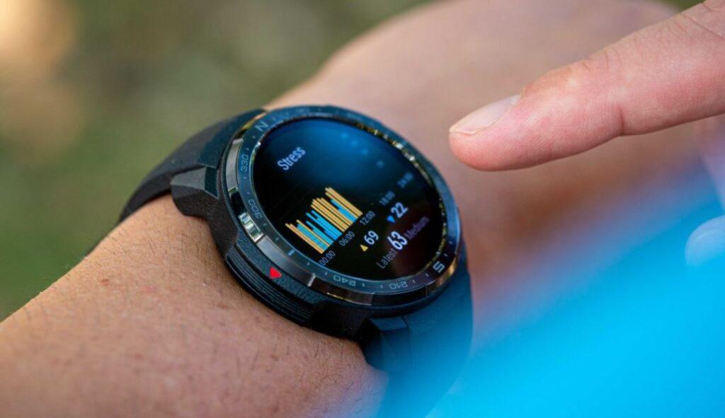 smart watch of honor in nepal