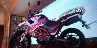 motorhead 250 cc adv bike